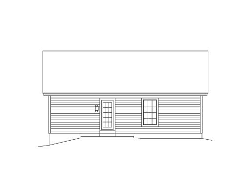 country plan 888 square 2 bedrooms 1 bathroom 20263