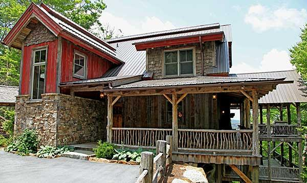 Mountain rustic plan 2 630 square feet 3 bedrooms 2 5 for Rustic mountain home plans