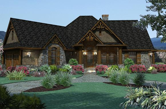 Craftsman house plans 1800 square feet house design plans for 1800 sf home plans
