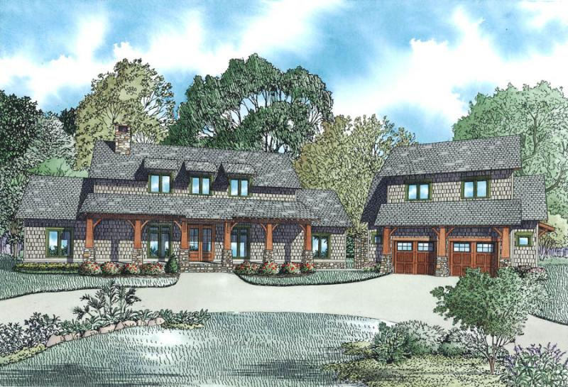 Mountain Plan 2555 Square Feet 5 Bedrooms 4 Bathrooms 110 00983