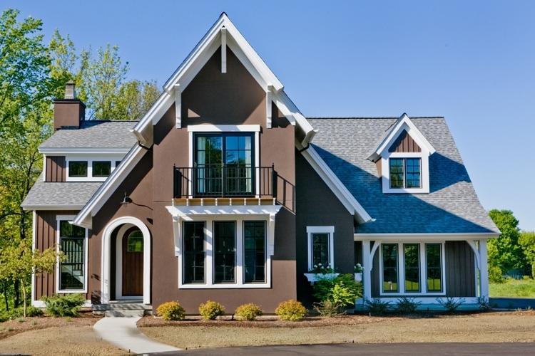 Country Plan: 3,015 Square Feet, 4 Bedrooms, 2.5 Bathrooms - 341-00099