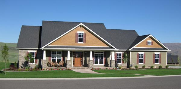 4 Bed, 3 Bath, 2789 Square Foot House Plan - #348-00241
