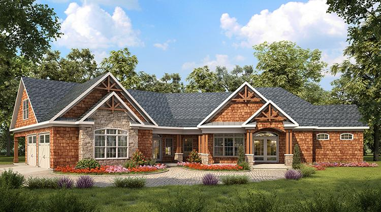 Lake front plan 3 126 square feet 3 bedrooms 2 5 for Lake front house plans