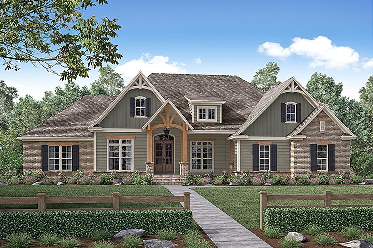 European Plan 2 641 Square Feet 4 Bedrooms 2 5 Bathrooms 041 00159