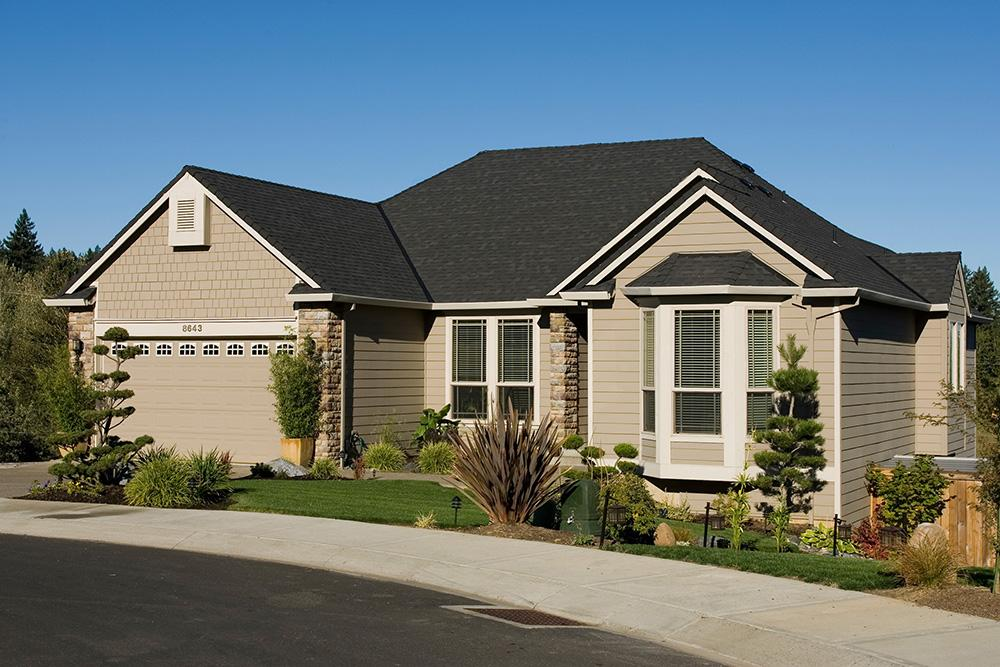 Traditional plan 2 860 square feet 4 bedrooms 4 for Daylight basement homes