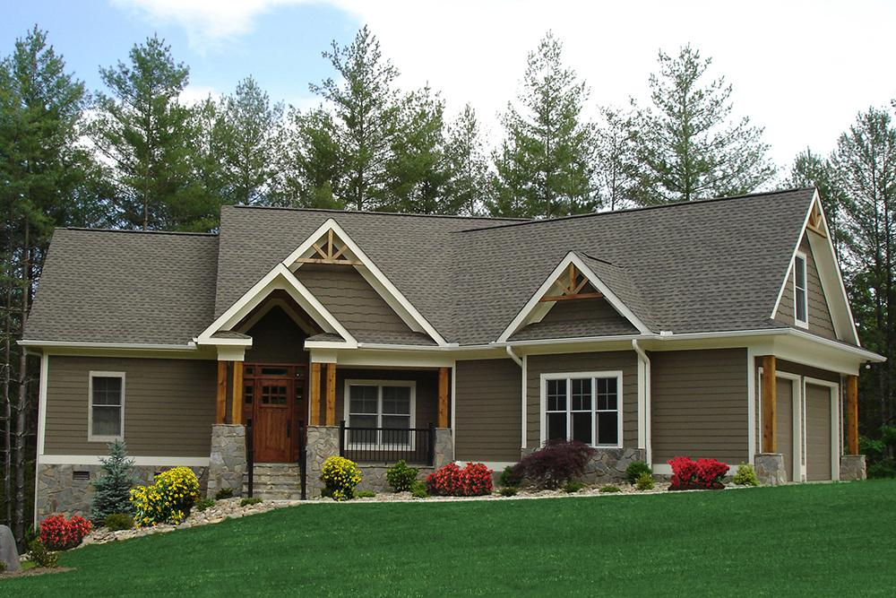 Mountain Plan 1 729 Square Feet 3 Bedrooms 2 Bathrooms 699 00050
