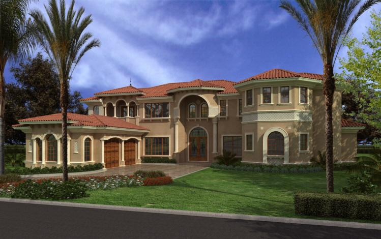 Luxury plan 7 502 square feet 7 bedrooms 7 5 bathrooms for Sater design homes for sale