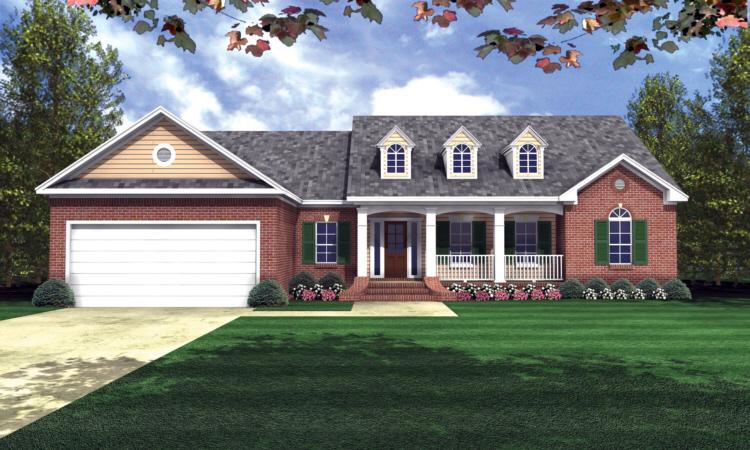 Ranch plan 1 800 square feet 3 bedrooms 2 bathrooms for 1800 square foot ranch house plans