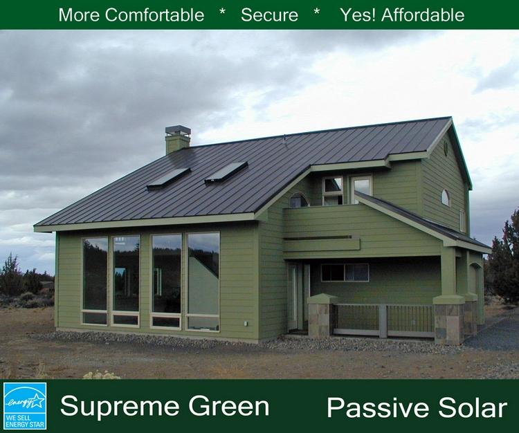 Northwest plan 1 688 square feet 2 bedrooms 3 bathrooms for Passive solar ranch house plans