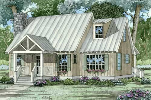 Cabin plan 1 400 square feet 2 bedrooms 2 bathrooms for Cost to build 1500 sq ft cabin