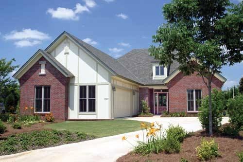 2 Bed, 2 Bath, 1474 Square Foot House Plan - #110-00441