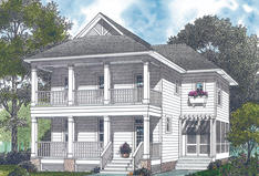 Charleston Style House Plans Historic Home Designs