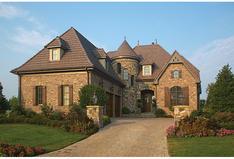 Tudor Style House Plans | European Floor Plan Collection & Designs