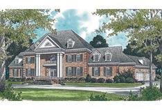 georgian house plans. PLAN3323-00531 Georgian House Plans