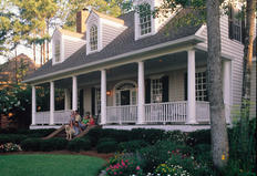 Colonial Style Plans