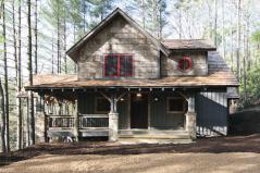 Rustic House Plans rustic house floor plan with wraparound porch Plan8504 00028