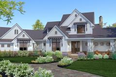 plan9401 00018 - Modern Farmhouse Plans
