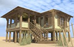 Coastal Style House Plans Beach Home Design Floor Plan Collection