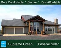 Passive Solar House Plans | Energy Efficient Home Designs