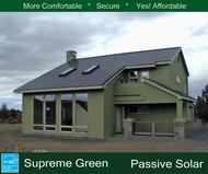 Active Solar House Plans passive solar house plans | energy efficient home designs