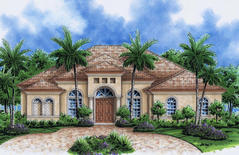 Mediterranean House Plans plan 020h 0279 Plan575 00069