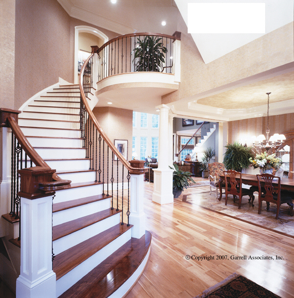 French Country Plan: 4,376 Square Feet, 4 Bedrooms, 4.5 Bathrooms ...
