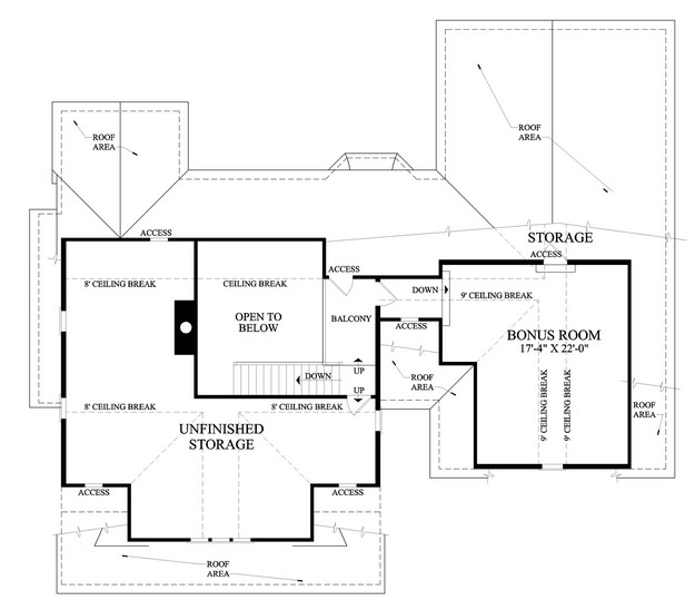 Craftsman house plan 42623 craftsman house plans for Original craftsman house plans