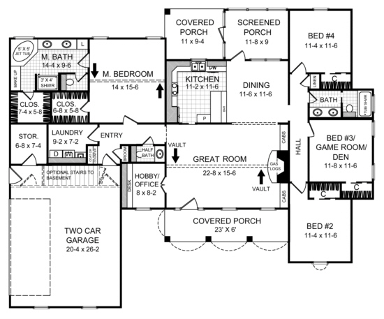 european plan  2 000 square feet  4 bedrooms  2 5