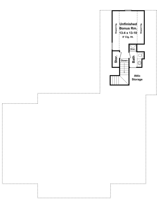 Country Plan 2 200 Square Feet 4 Bedrooms 2 5 Bathrooms