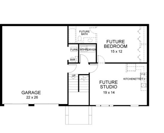 Foyer Plan Quote : Split foyer plan square feet bedrooms