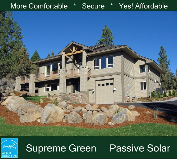 Passive solar house plans energy efficient home designs for Solar passive home designs
