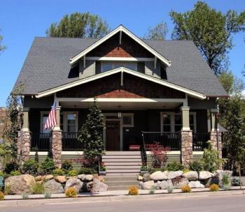 Craftsman Home Plans from Alan Mascord Design Associates, Inc.