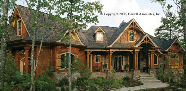 Country House Plans Wrap Around Porch, Home Floor Plan Designs