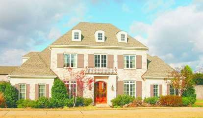 4 Bed, 4 Bath, 3939 Square Foot House Plan - #053-02147