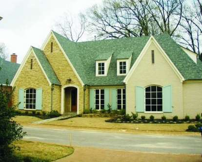 5 Bed, 4 Bath, 5420 Square Foot House Plan - #053-02148