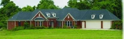 3 Bed, 3 Bath, 3287 Square Foot House Plan - #053-02161