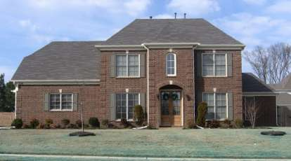 3 Bed, 3 Bath, 3545 Square Foot House Plan - #053-02486