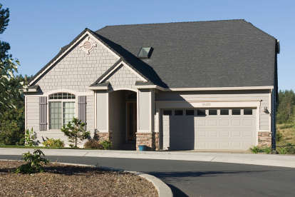 4 Bed, 3 Bath, 2562 Square Foot House Plan - #2559-00126