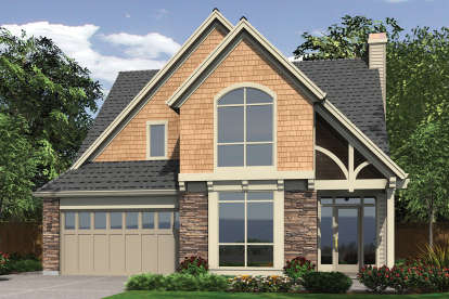 4 Bed, 2 Bath, 3004 Square Foot House Plan - #2559-00558