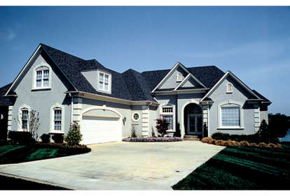 3 Bed, 2 Bath, 2640 Square Foot House Plan #3323-00152