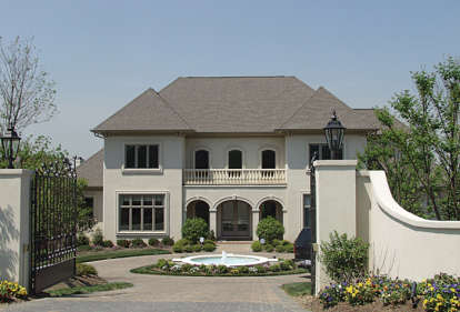 6 Bed, 6 Bath, 7311 Square Foot House Plan - #3323-00526