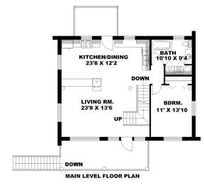 Main for House Plan #039-00064