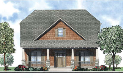 3 Bed, 3 Bath, 2296 Square Foot House Plan - #110-00857