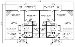 Floorplan 1 for House Plan #110-00956