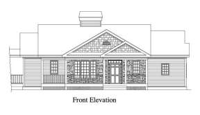 Mountain House Plan #957-00049 Additional Photo