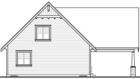 Country House Plan #034-00991 Elevation Photo