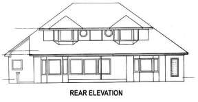 Southern House Plan #4766-00062 Elevation Photo