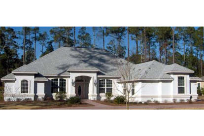 4 Bed, 3 Bath, 2409 Square Foot House Plan #4766-00113