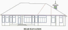 Florida House Plan #4766-00147 Additional Photo