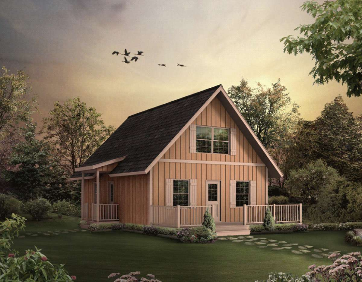 Country Plan 1 154 Square Feet 3 Bedrooms 1 5 Bathrooms